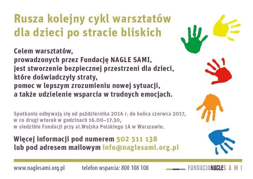 plakat_warsztaty_dla _dzieci