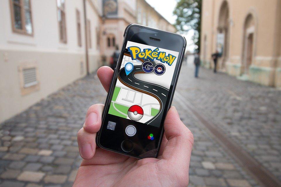 Pokemon go aplikacja
