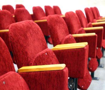 siedzenia teatralne