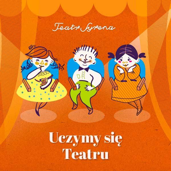 warsztaty teatralne dla dzieci teatr syrena