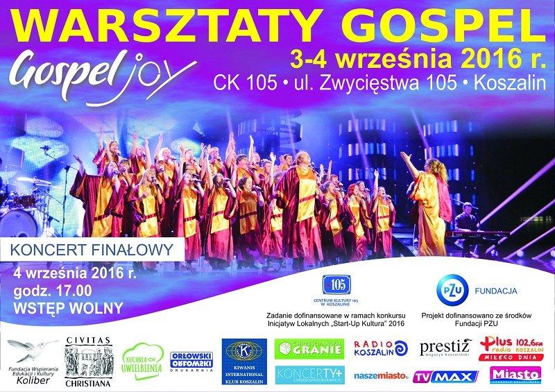 I Koszalińskie Warsztaty Gospel