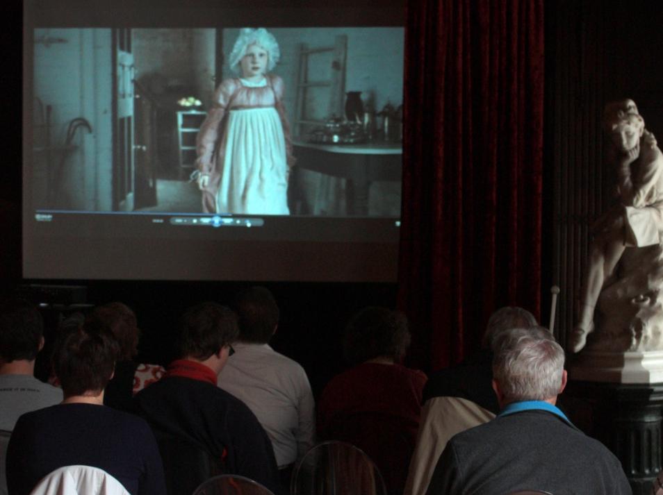 muzeum pałac herbsta film dla niewidomych