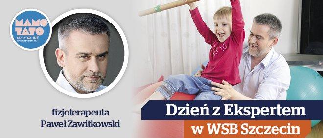 Paweł Zawitkowski - Terapeuta szkoły terapii NDT-Bobath