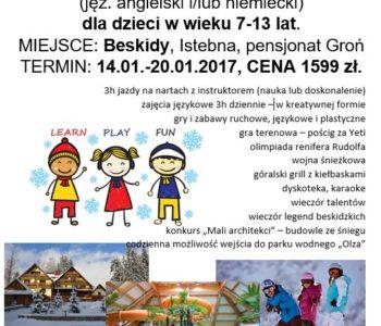 Germania obóz plakat