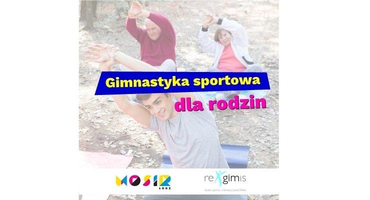 mosir gimnastyka sportowa dla rodzin