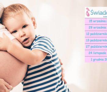 harmonogram spotkań świadoma mama