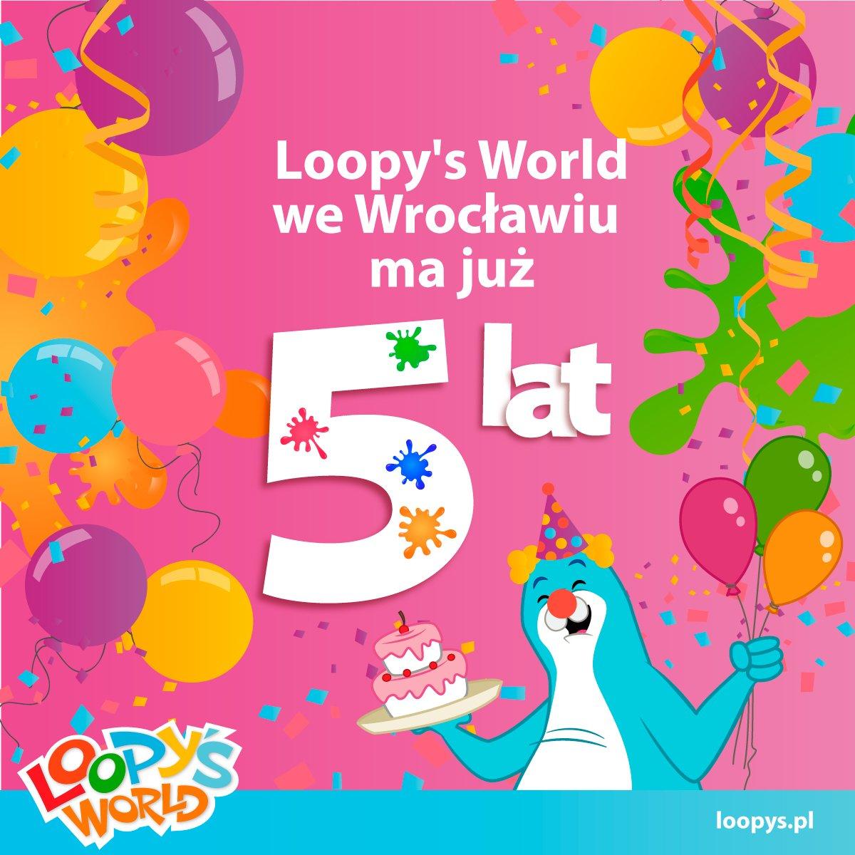 urodziny loopys world