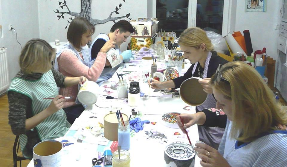 Kobiety w centrum Lublin warsztaty