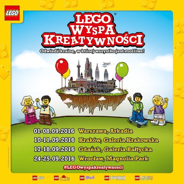 LEGO_Wyspa_Kreatywnosci. Wrocław