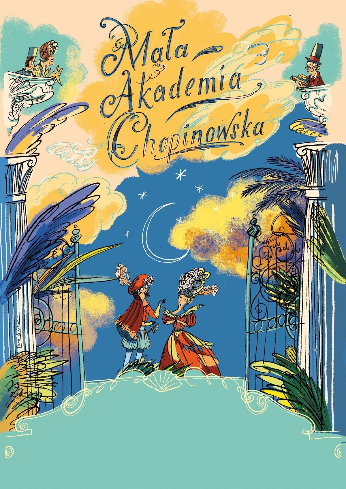 Mała Akademia Chopinowska koncerty rodzinne
