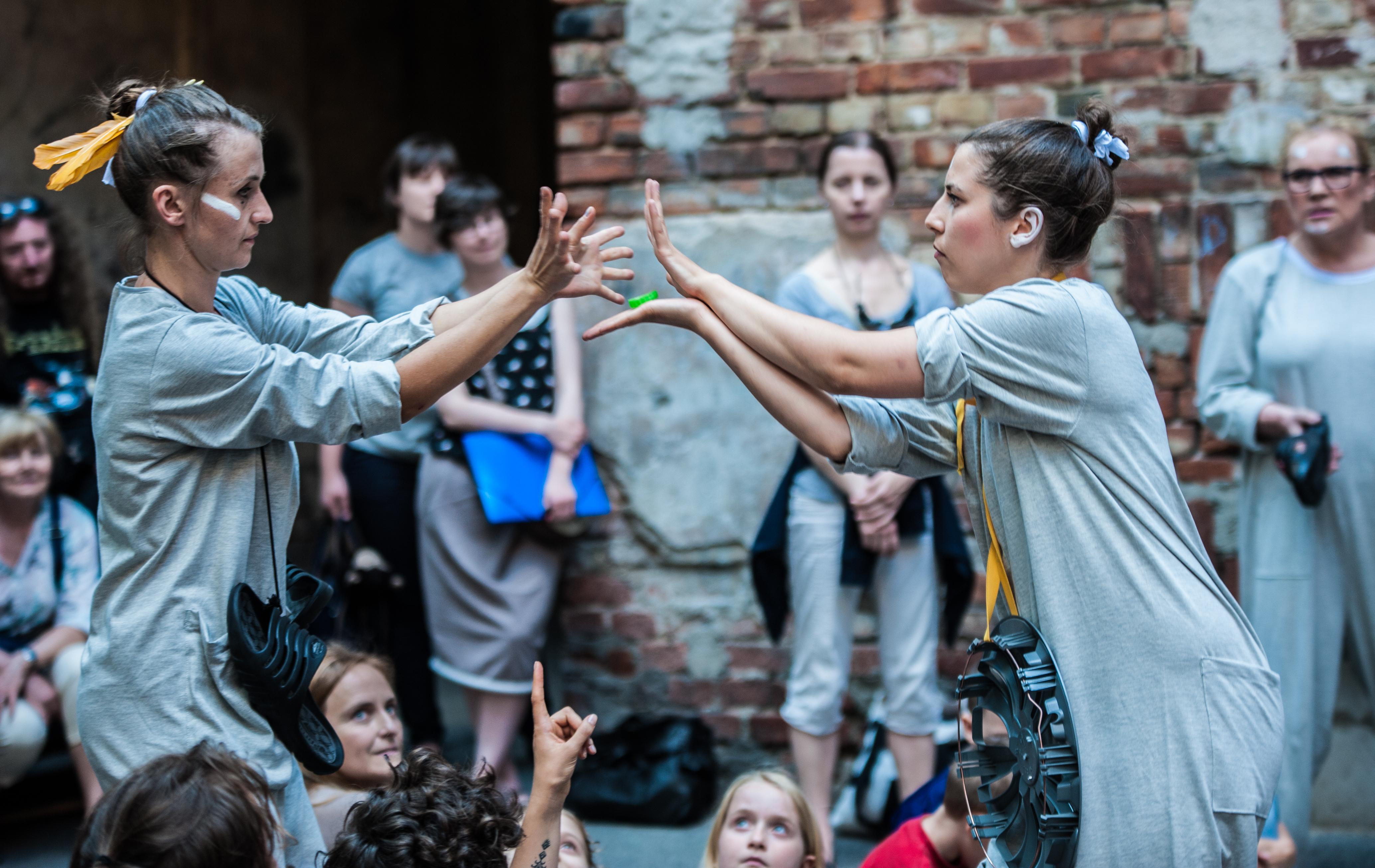 Teatr BAj spektakl weekend