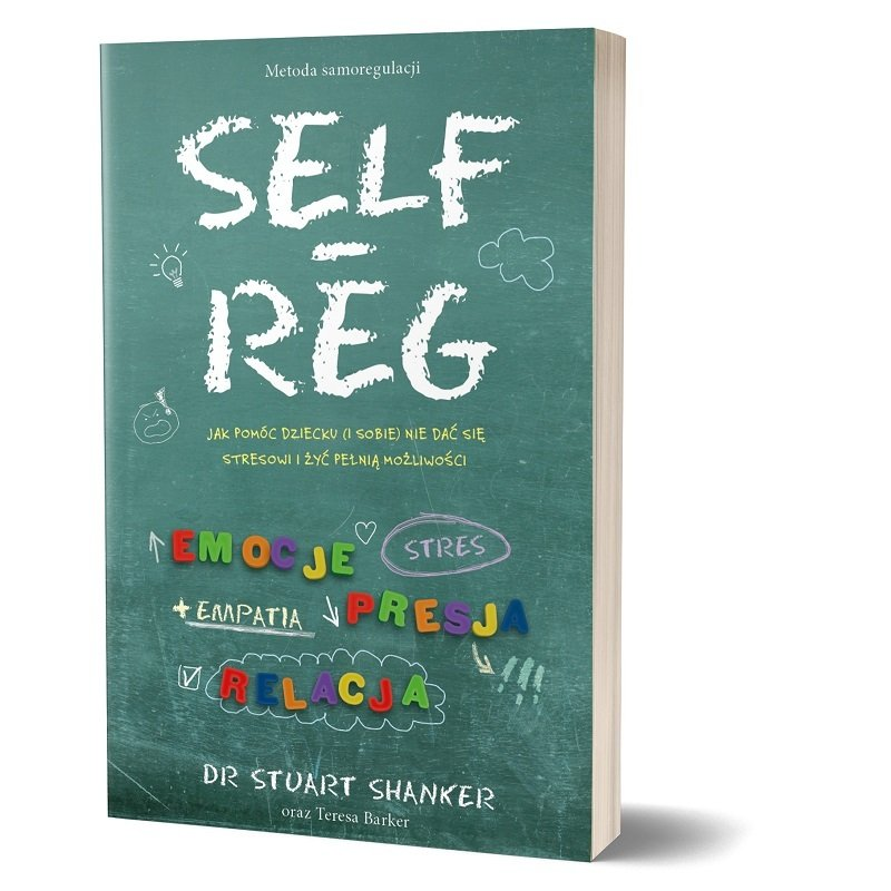 self-reg premiera książki dla rodziców
