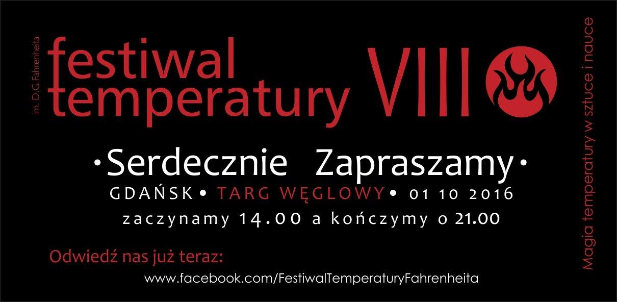 festiwal temperatury farenheita