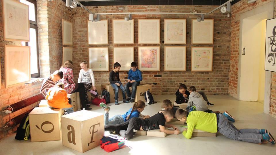 Warsztaty dla dzieci Dom Słów w Lublinie