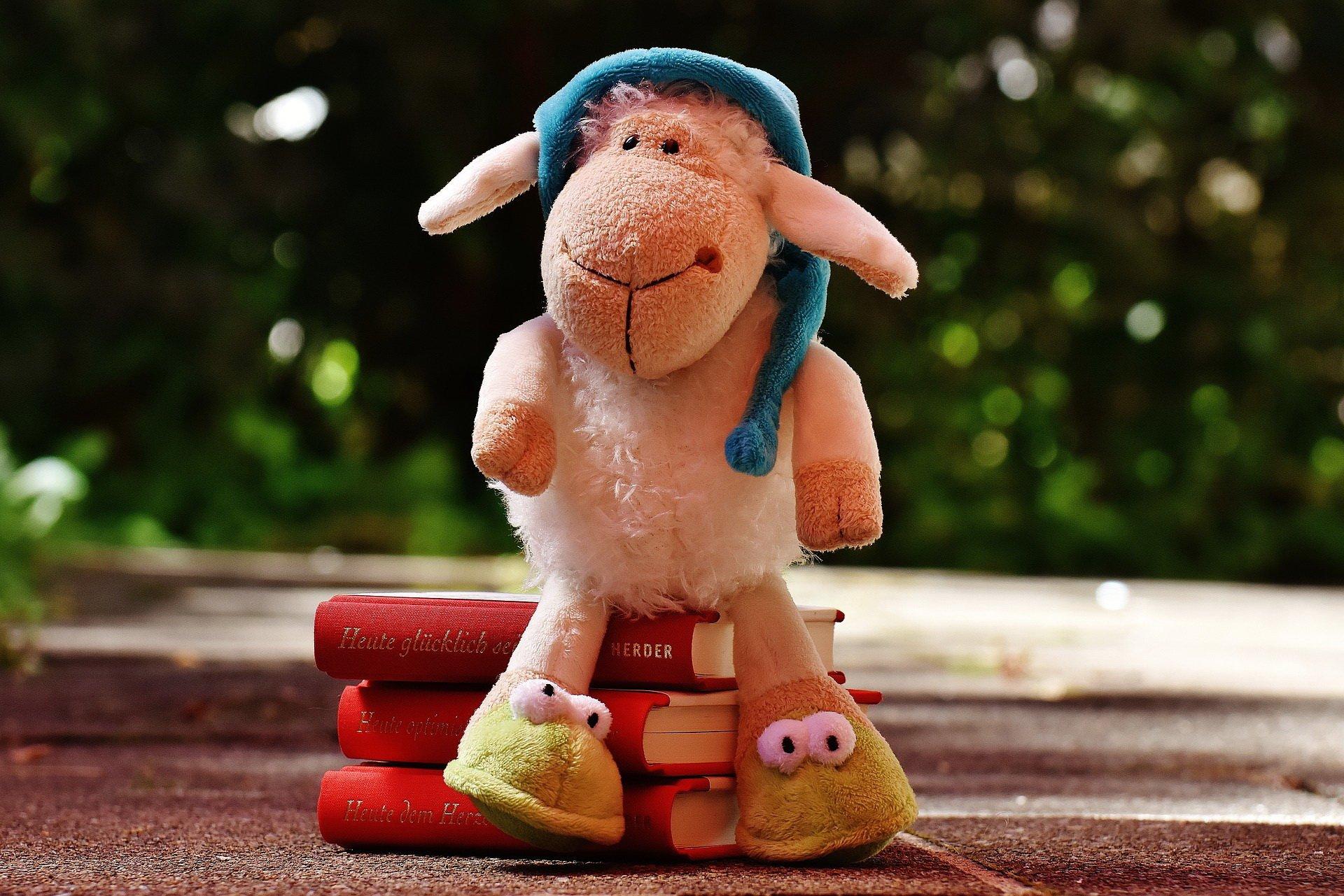 Baka dla dzieci do czytania gmor