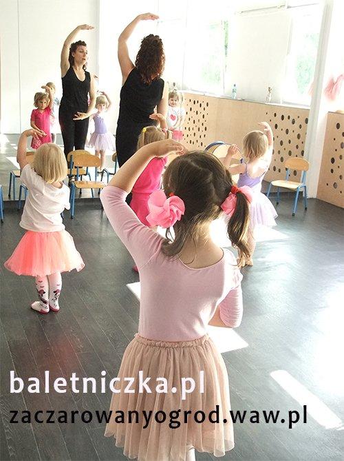 Balet dzieci Bielany, Ursus, Ursynów, Chomiczówka Warszawa zajęcia