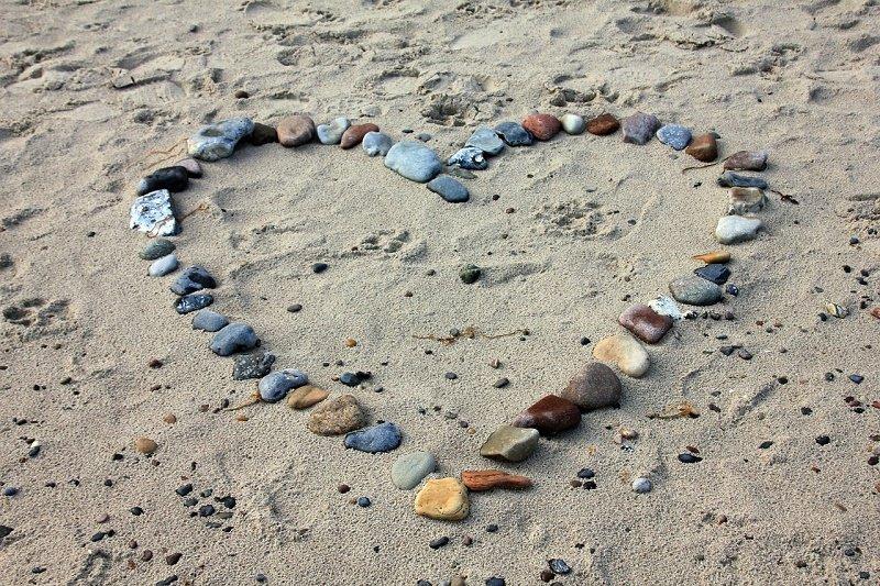 plaża piasek