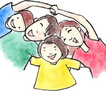 Bajka dla dzieci o tacie i dzieciach