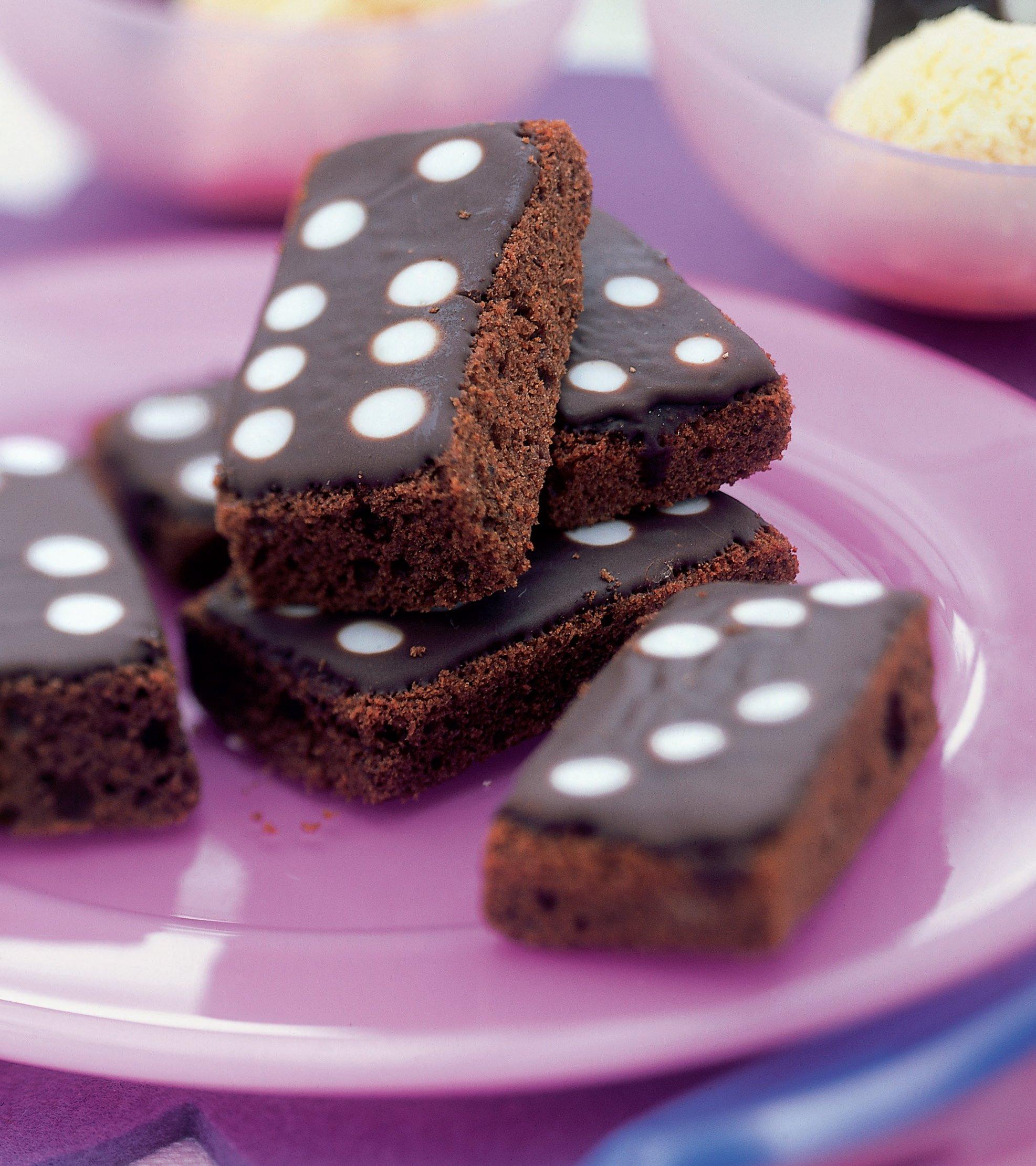 przepis na Ciasteczka domino wesołe przepisy dla dzieci