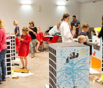 warsztaty rodzinne i dla nastolatków Muzeum Emigracji Gdynia