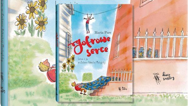 gofrowe serce badet książka dla dzieci