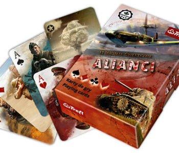 Gra karciana Alianci. II wojna światowa