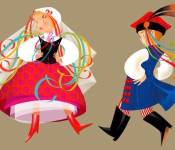 Tradycyjny strój krakowski