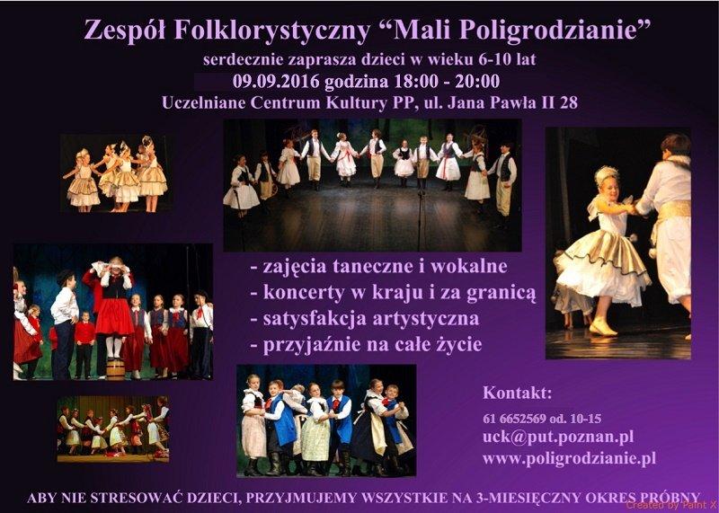 taniec folklor