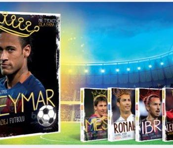 Neymar biografia dla dzieci Egmont