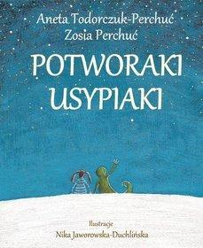 Potworaki usypiaki, recenzje ksiązek dla dzieci