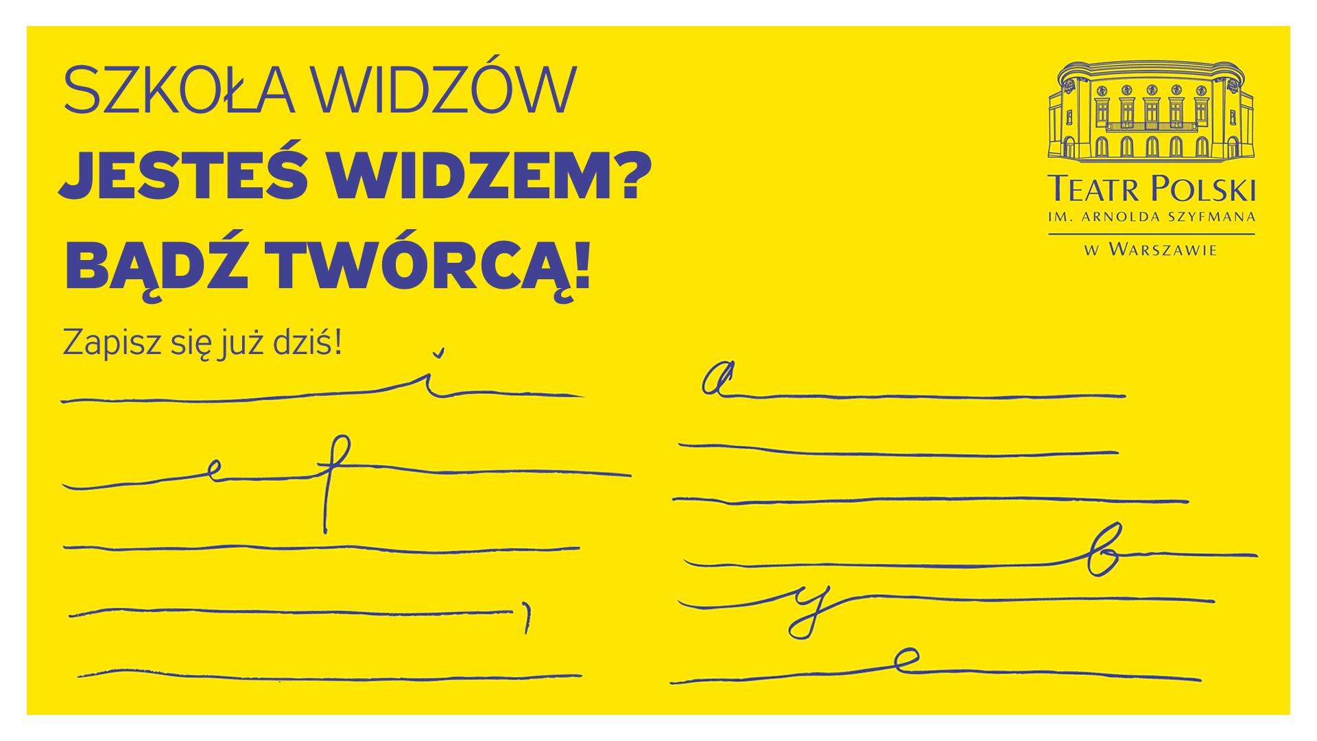 teatr polski edukacja warsztaty