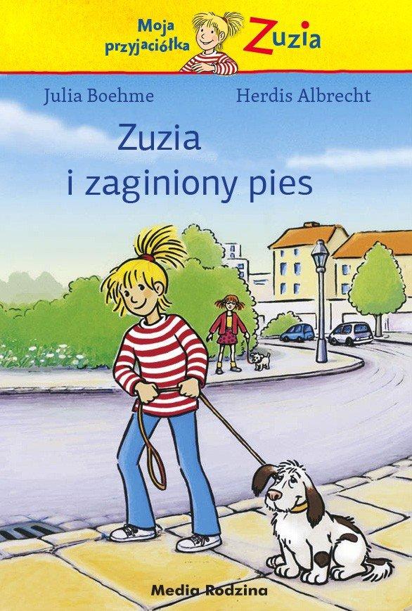Zuzia i zaginiony pies
