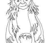 Kolorowanki bestiariusz słowiański mamuna