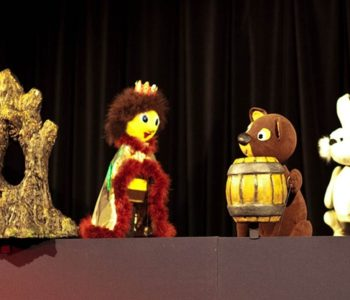 spektakl dla dzieci miód misu