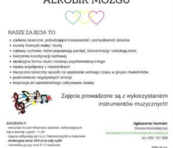 warsztaty w Centrum Metody Krakowskiej
