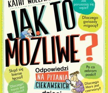 jak to mozliwe kiążka wydawnictwa Prószyński i s-ka