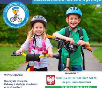 Otwarcie przyszkolnego Miasteczka Ruchu Drogowego w Bielsku-Białej!