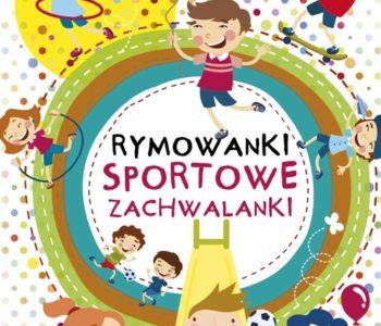 Rymowanki sportowe książka dla dzieci