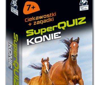 superquiz-konie Kapitan Nauka