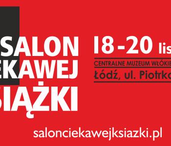 VI Salon Ciekawej Książki - Łódź 2016