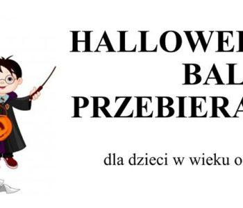 halloween bal przebierancow