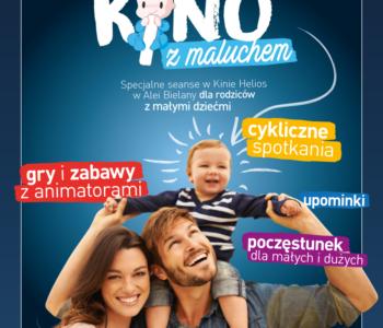 Kino z maluchem Wrocław