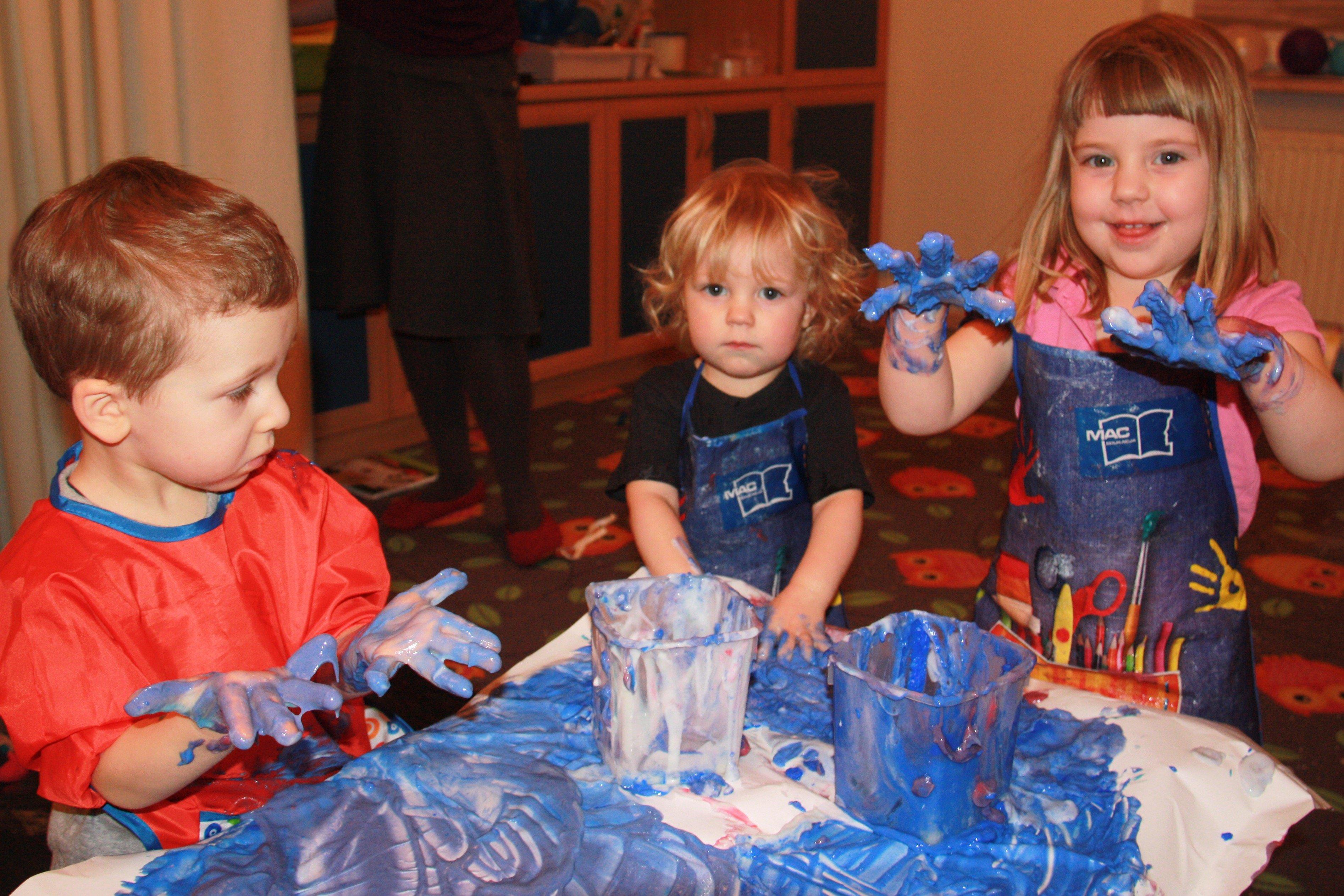 zajęcia sensoryczno muzyczne dzieci