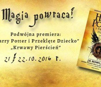 Magia powraca! Nocna premiera Harry'ego Pottera