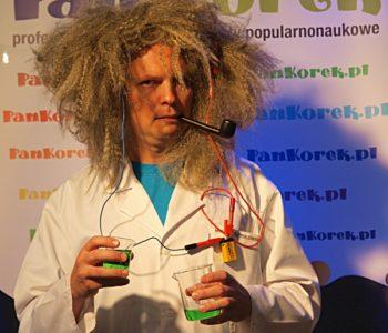 Laboratorium Pana Korka
