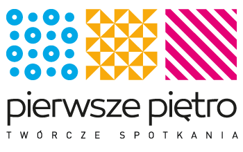 pierwsze piętro Katowice logo