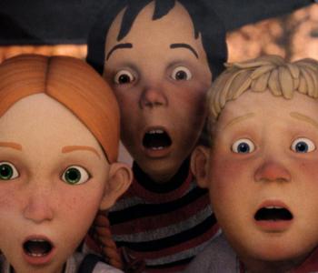 17 filmów dla dzieci na Halloween