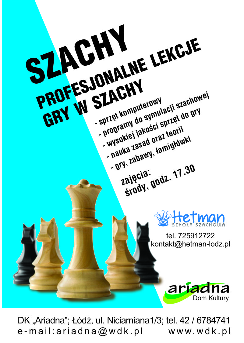 szachy wdk ariadna