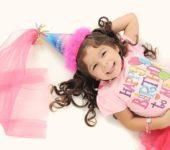 urodziny dziewczynka