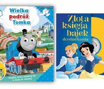 Wielka księga bajek Disney